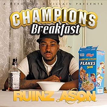 Champions Breakfast