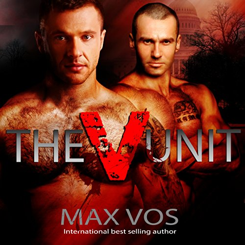 The V Unit audiobook cover art