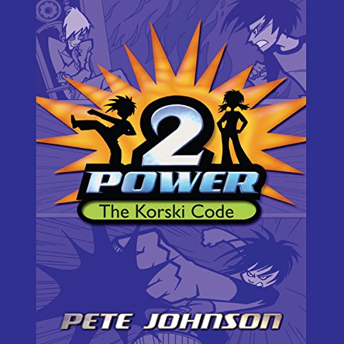 2 Power audiobook cover art