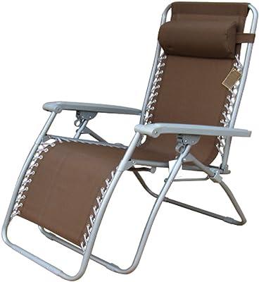 NUBAO Thicken Plus Cotton Luxury Lounge Chair Folding Chair Office Lunch Break Siesta Chair