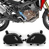 HWH Bolsa de herramientas de colocación de la herramienta de reparación de motocicletas Paquete de la caja de herramientas de la caja de herramientas para HO.N.DA CRF1000L AF.RI.CA TWIN 2015 2016 2017
