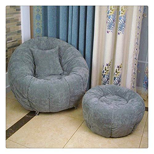 Male god Mein Nachbar Totoro Bett Bean Bag Chair Sofa Sitzsack (Color : Gray)