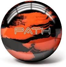 Pyramid Path Bowling Ball (Black/Orange, 16LB)