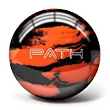 Pyramid Path Bowling Ball (Black/Orange, 12LB)