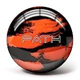 Pyramid Path Bowling Ball (Black/Orange, 8LB)