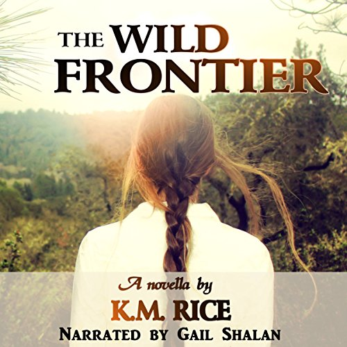 The Wild Frontier audiobook cover art