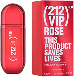 Carolina Herrera 212 Vip Rose Red 80 ml