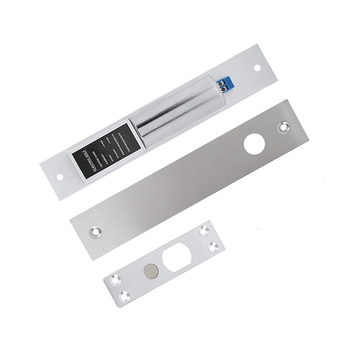 航海悪因子アラブサラボ電気磁気ロック 電磁式電気錠 片式ロック ホームセキュリティーシステム DC 12Vの電気低下ボルトドアロック 誘導 アクセス管理 アクセス制御用 Electromagnetic lock