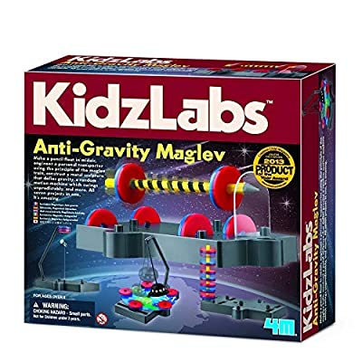 4M 403299 Anti Gravity Magnetic Levitation Kit