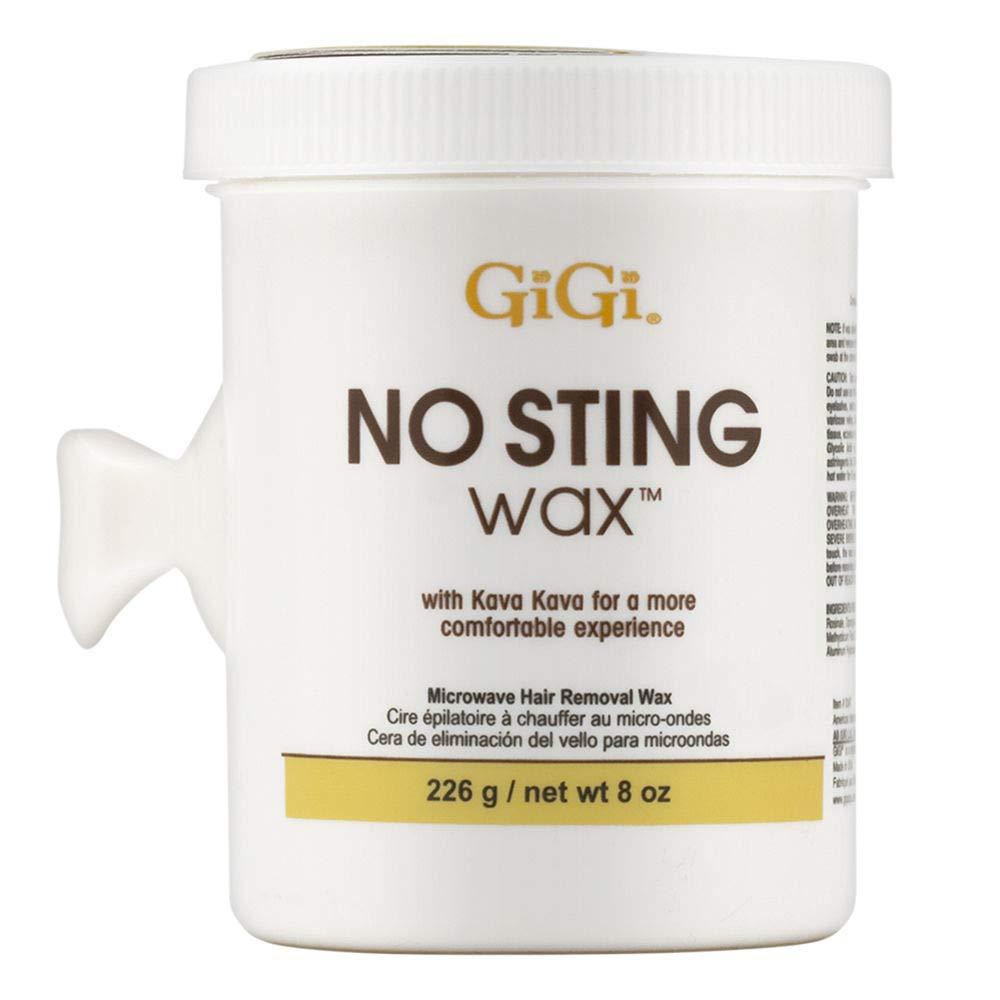 Finally popular brand GiGi No Sting Wax with Max 89% OFF Kava 8 – Removal Hair Microwave