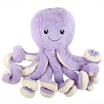 giant octopus stuffed animal