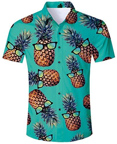ALISISTER -   Hawaiihemd Herren