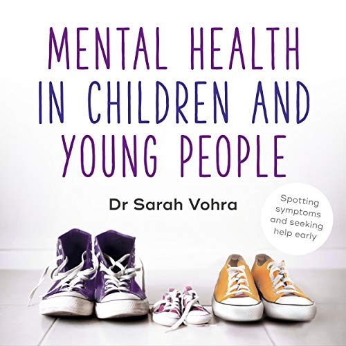 Mental Health in Children and Young People audiobook cover art
