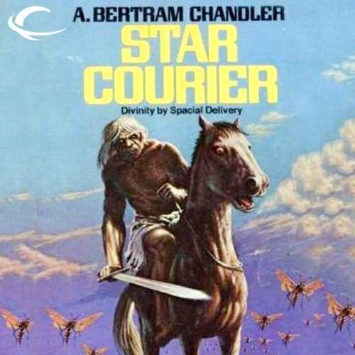 Star Courier audiobook cover art