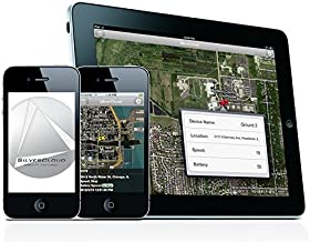 SilverCloud Silver Cloud Covert Realtime GPS Tracker - Tracking Device for car - vehicle