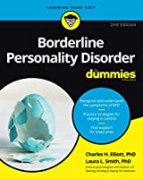 Borderline Personality Disorder For Dummies, 2nd Edition Front Cover