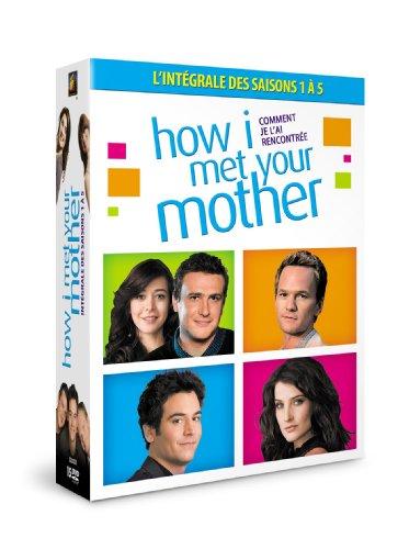 How I Met Your Mother-L'intégrale des Saisons 1 à 5 [Édition Limitée]