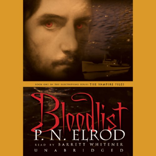 Bloodlist  Audiolibri
