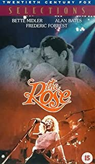 The Rose [VHS]