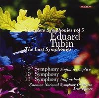 Tubin: Complete Symphonies Vol