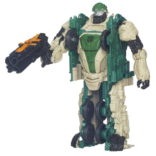 Product Image of the Transformers Age of Extinction Autobot Hound Power Attacker