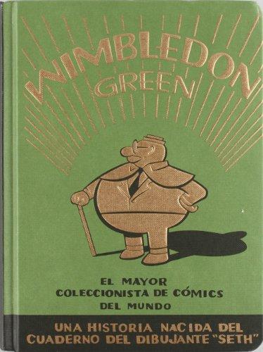 Wimbledon Green: El mayor coleccionista de cómics