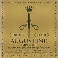 【国内正規品】バラ弦 AUGUSTINE オーガスティン クラシックギター弦 IMPERIAL 1弦(E)