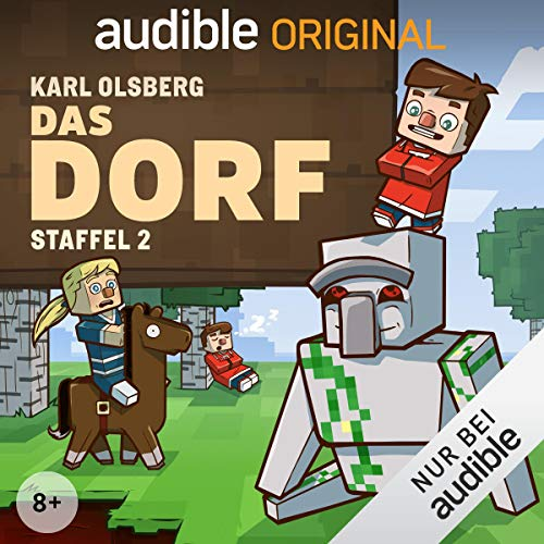 Das Dorf: Die komplette 2. Staffel audiobook cover art