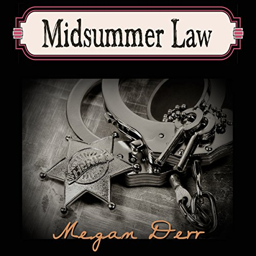 Midsummer Law audiobook cover art