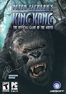Peter Jackson's King Kong: the Official Game of the Movie - PC