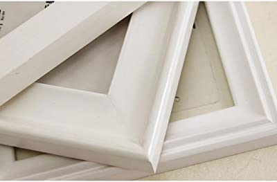 Ivory Effect 10x20 Picture  Photo Frame  Mount  6x16 Hang