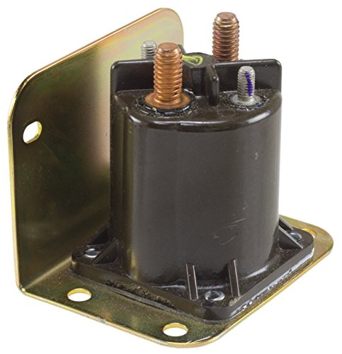 WVE by NTK 1R2398 Engine Intake Manifold Heater Relay, 1 Pack