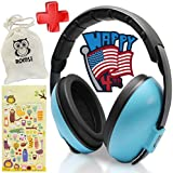 Noise Cancelling Baby Ear Protection Baby Earmuffs ~ Protect Infants...