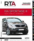 Kia Sportage III. Fase 2 - 1.7 CRDi 115 cv - dal 2014 al 2016