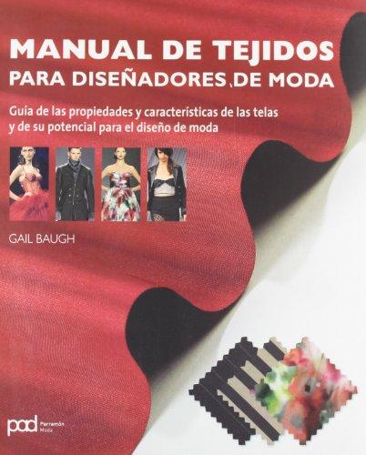 Manual de tejidos para diseñadores de moda
