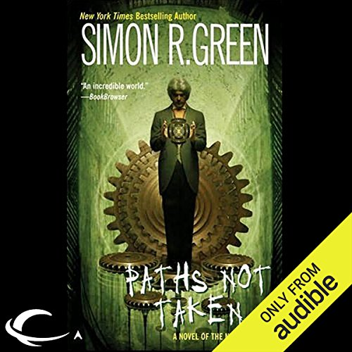 Paths Not Taken audiobook cover art