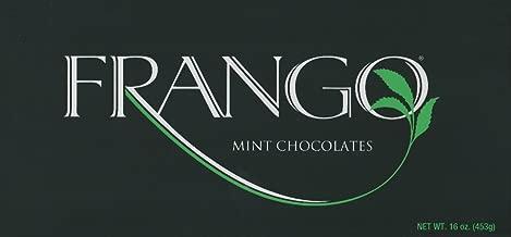 Frango Mint Chocolates - Milk Chocolate - 1 lb Box