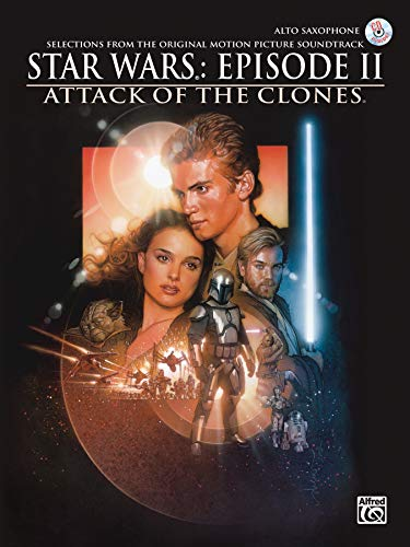 Star Wars, Episode II Attack of the Clones: Alto Saxophone
