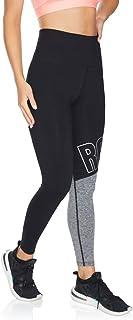 Rockwear Activewear Women's Fl Blocked Logo Tight from Size 4-18 for Ankle Grazer Ultra High Bottoms Leggings + Yoga Pants...