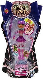 Twisty Girlz Series 2 GlitterPony Transforming Doll to Bracelet with Mystery Twisty Petz