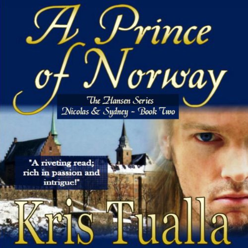 A Prince of Norway audiobook cover art