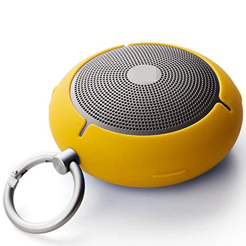 Byx- Tragbarer Bluetooth-Lautsprecher, Audio, Musik, Kleiner Schädel, Multi-Color Optional / 70 × 69 × 69 mm @ (Farbe : C)