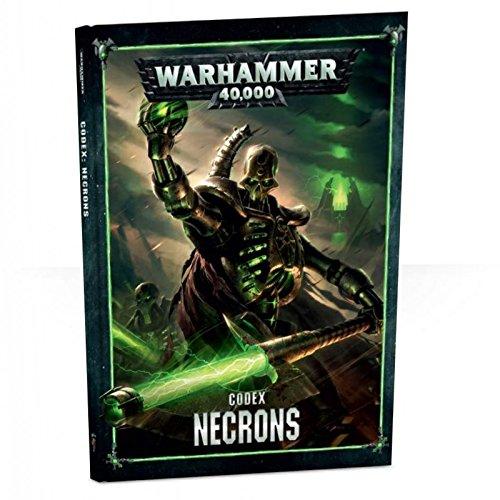 Codex: Necrons (DE) 120-seitigen Hardcoverbuch