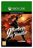 9 Monkeys of Shaolin | Xbox One - Código de descarga