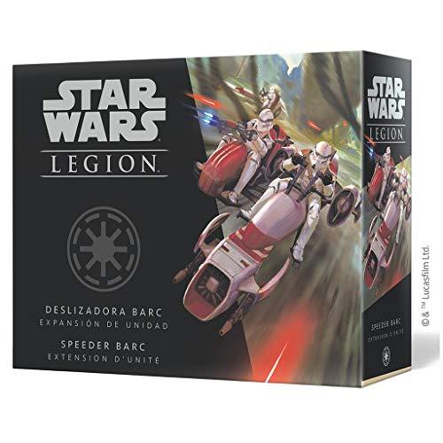 Fantasy Flight Games- Star Wars Legión: Deslizadora BARC, Color (SWL48ES) ,...
