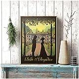 Stolz und Vorurteil Buch & Film Poster Drucke Jane Austen