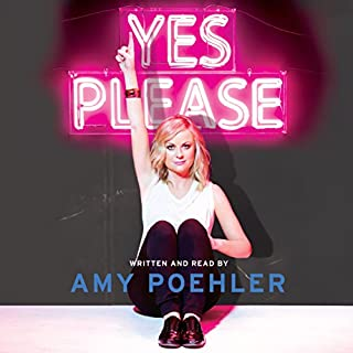 Yes Please audiobook cover art