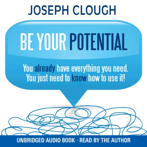 Be Your Potential audiobook cover art
