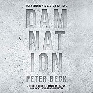 Damnation                   By:                                                                                                                                 Peter Beck,                                                                                        Jamie Bulloch - translator                               Narrated by:                                                                                                                                 David de Vries                      Length: 13 hrs and 45 mins     Not rated yet     Overall 0.0