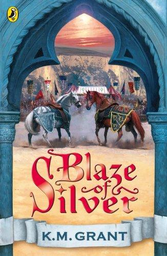Blaze of Silver (English Edition)
